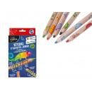 KIDE háromszög jumbo ceruzák 12 színben eco