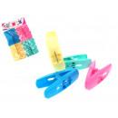 Großhandel Wäsche: Clips, Büroklammern zum Waschen, Plastik ...