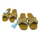 wholesale Shoes: Men's summer  slippers, beach straws 40-45