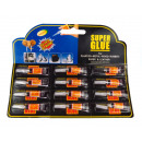 wholesale Small Parts & Accessories: Super-glue 1.5g glue - a set of 12 pieces