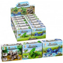 wholesale Blocks & Construction: Building blocks 68 element animal 3in1