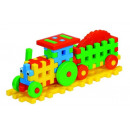 Farmer tractor construction blocks