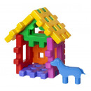 wholesale Blocks & Construction: Building blocks wafle cottage pupila