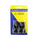 Chiavi per cacciavite con set di magneti 8mm da 5