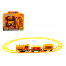 wholesale Batteries & Accumulators: Battery train plastic train 25x21x4 cm