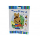 Libro da colorare a4 - pet pet and friends