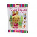 Libro da colorare a4 - baby olgusia and friends