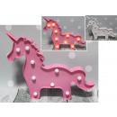 Műanyag ló vezetett elemekhez 30x25 cm