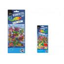 Confetti mix b (lettres, paillettes, papillons, fl