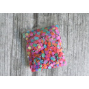 Coriandoli di carta multicolor 15g