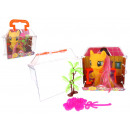 wholesale Garden & DIY store: Mini combing horse + accessories in a 10x9x box