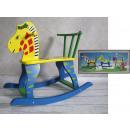 wholesale Kids Vehicles: Rocking horse rocking wooden color