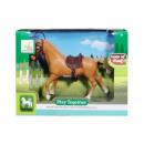 nagyker Kert és barkácsolás: Ló kartondobozban 19x14x5 cm