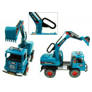 wholesale Coats & Jackets: Excavator with handle in foil