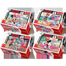 wholesale Toys: Puzzle 54 mini - Minnie and Daisy on vacation club