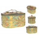 wholesale Bags & Travel accessories: Cosmetic bag holographic case 21x15x12 cm - ko