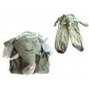 bambini Modifica tuta elefante (s, m, l)
