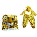 Változó tigris ruha gyerekeknek (s, m, l)