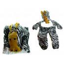 Változó zebra ruha gyerekeknek (s, m, l)