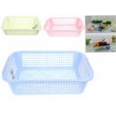 wholesale Organisers & Storage: Basket, basket, rectangular plastic 40x30 cm