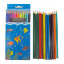 wholesale Gifts & Stationery:12 color pencil pencils