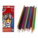 nagyker Ajándékok és papíráruk: 17,5 cm-es ceruza ceruzával tigrissel - egy 12 ...
