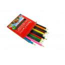 hurtownia Upominki & Artykuly papiernicze: Kredki ołówkowe mini komplet12.no:819313