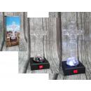 wholesale Batteries & Accumulators: Cross led for batteries 15x6 cm