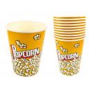 Großhandel Tassen & Becher: Popcorn Eimer 14,5x11 von 10 cm eingestellt Kunst