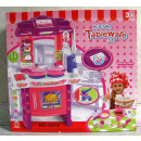 wholesale Toys: Kitchen for girl 11element
