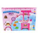wholesale Toys: Fun kitchen, for dolls household set 32x23x7