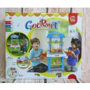 Großhandel Spielwaren: Küche mit Zubehör, um Regierungen auf Batterien zu