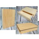 mayorista Mobiliario y accesorios oficina y comercio: Maleta, cajón libro de madera para decoupage 2
