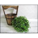 grossiste Jardin et bricolage:Bullet vert buis 18 cm