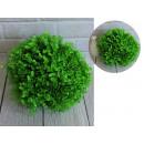 Palla in bosso verde leggera nuova 25 cm
