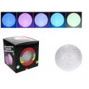 nagyker Egyéb: A 8 cm-es rgb akkumulátorokon csillogó LED fény cs