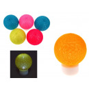 wholesale Lampes: Cotton ball ball with 5 cm batteries