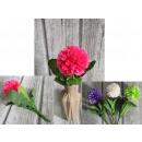 wholesale Decoration: Flower garlic, dandelion 30 cm