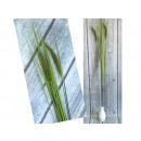 groothandel Tuin & Doe het zelf: Decoratieve bloem, gras met groene stokken 115 c