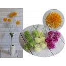 Virágpitypang 5 virágszár 72 cm-es (virág kb