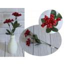 Kis virággömbök, 2 szár 32 cm - 1 darab