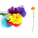 1 tallo de la flor del clavel flor