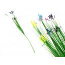grossiste Plantes et pots: boules de fleur avec l'herbe