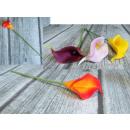Foam flower calla 35 cm - 1 piece