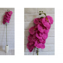 Stelo lungo fiore orchidea 105 cm # 204 - scuro