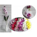 Stelo fiore orchidea 65 cm # 137 mix colore - 1 pz