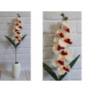 Stelo fiore orchidea 68 cm # 123 - rosa chiaro con