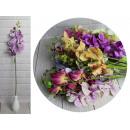 Orchidea virág szárának keveréke 70-90 cm színben
