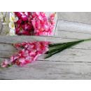 Großhandel Dekoration: Orchid Blütenstiel  hoch lange Blätter (LOD