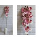Fiore di orchidea in silicone come un naturale 9 f